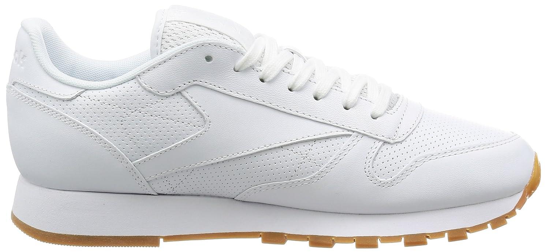 Reebok Hombres Calzado / Zapatillas de deporte Classic Leather PG: Amazon.es: Zapatos y complementos