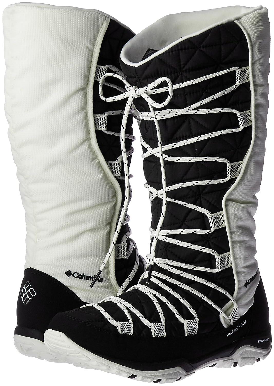 Columbia Women's Loveland Omni-Heat Snow US|Black/Sea Boot B0183O1R8S 5.5 B(M) US|Black/Sea Snow Salt a6b8b2
