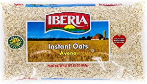 Made from just ONE ingredient - 100% natural and whole grain oats.