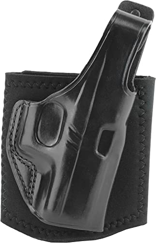 Galco AG800B Ankle Glove Holster for Glock 43