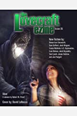 Lovecraft eZine - Summer 2015 - Issue 35 Kindle Edition