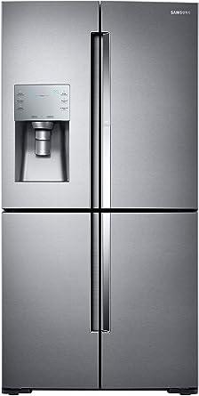 RF28K9380SR 36u0026quot; Energy Star Freestanding Door In Door, French Door  Refrigerator With 27.8 Cu