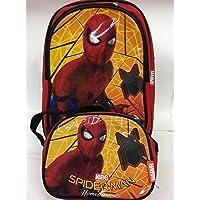 Spiderman Okul ve Beslenme Çantası