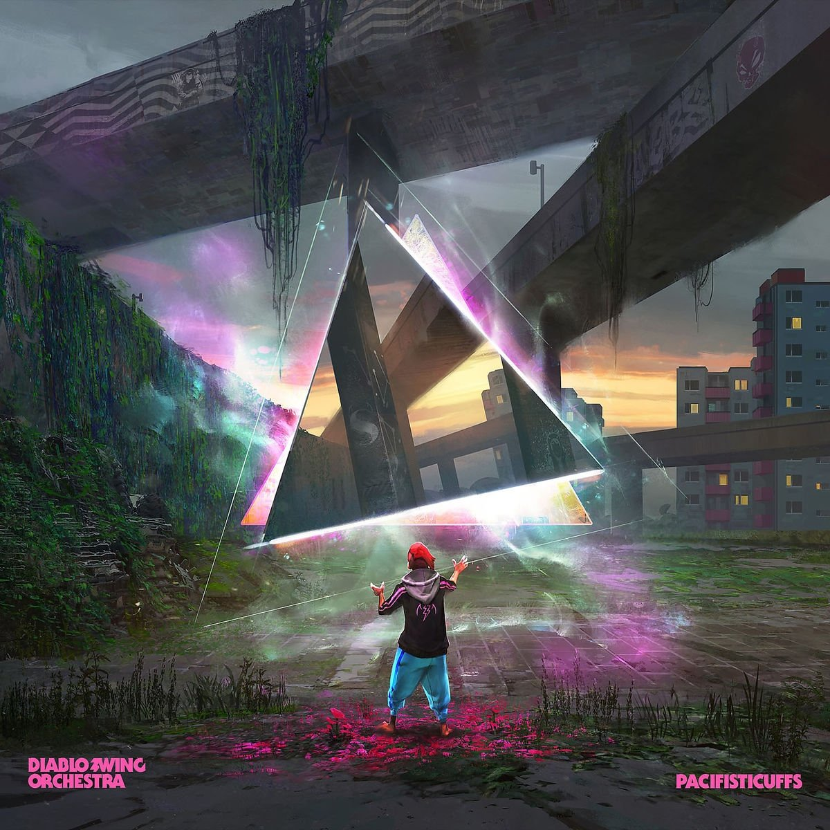 CD : Diablo Swing Orchestra - Pacifisticuffs (CD)