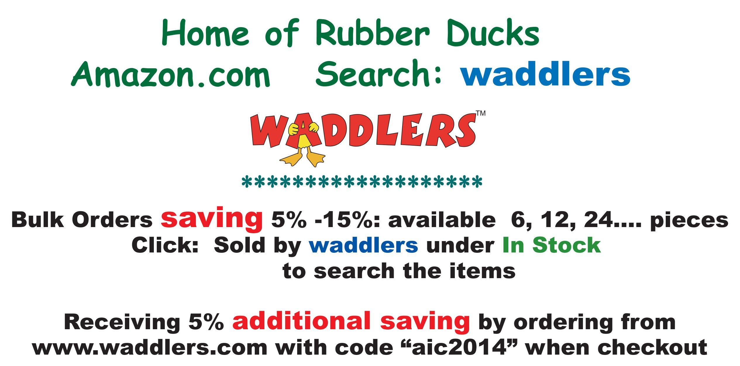 Hockey Rubber Ducks , Waddlers Brand, Bulk Pack 6,12,24,48,96 Pcs., Bath Rubber Toy Ducky Birthday Gift-all Depts. Hockey Player Deluxe Gift QTY (96) by Waddlers (Image #2)