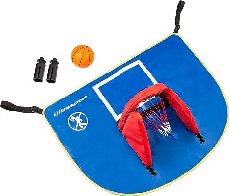 Ultrasport Minicanasta de baloncesto para cama elástica, set con ...