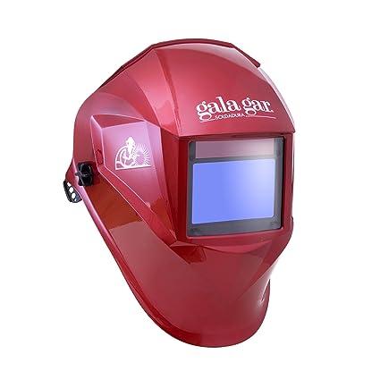 Gala Gar 51259B - Máscara electrónica Galaxy