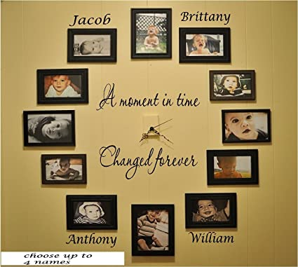 Amazon.com: Quote It! - A Moment in Time, Changed Forever Family ...