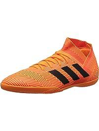 adidas Men s Nemeziz Tango 18.3 Indoor Soccer Shoe 8ca943859a3ff