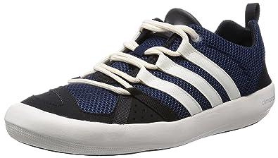 new styles c4021 2ee39 adidas Climacool Boat Lace B26 Herren Sneaker, Blau (Collegiate NavyChalk  White