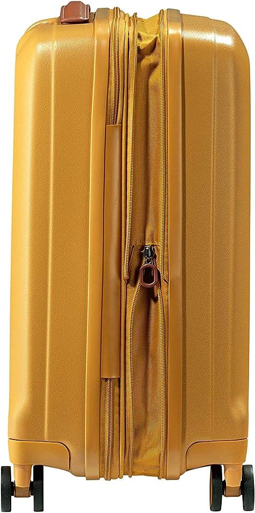 4510NU//4511NU//4512NU 55x35x20//24 cm JUMP Valise 4 Roues Extensible Uppsala PP Caramel, S