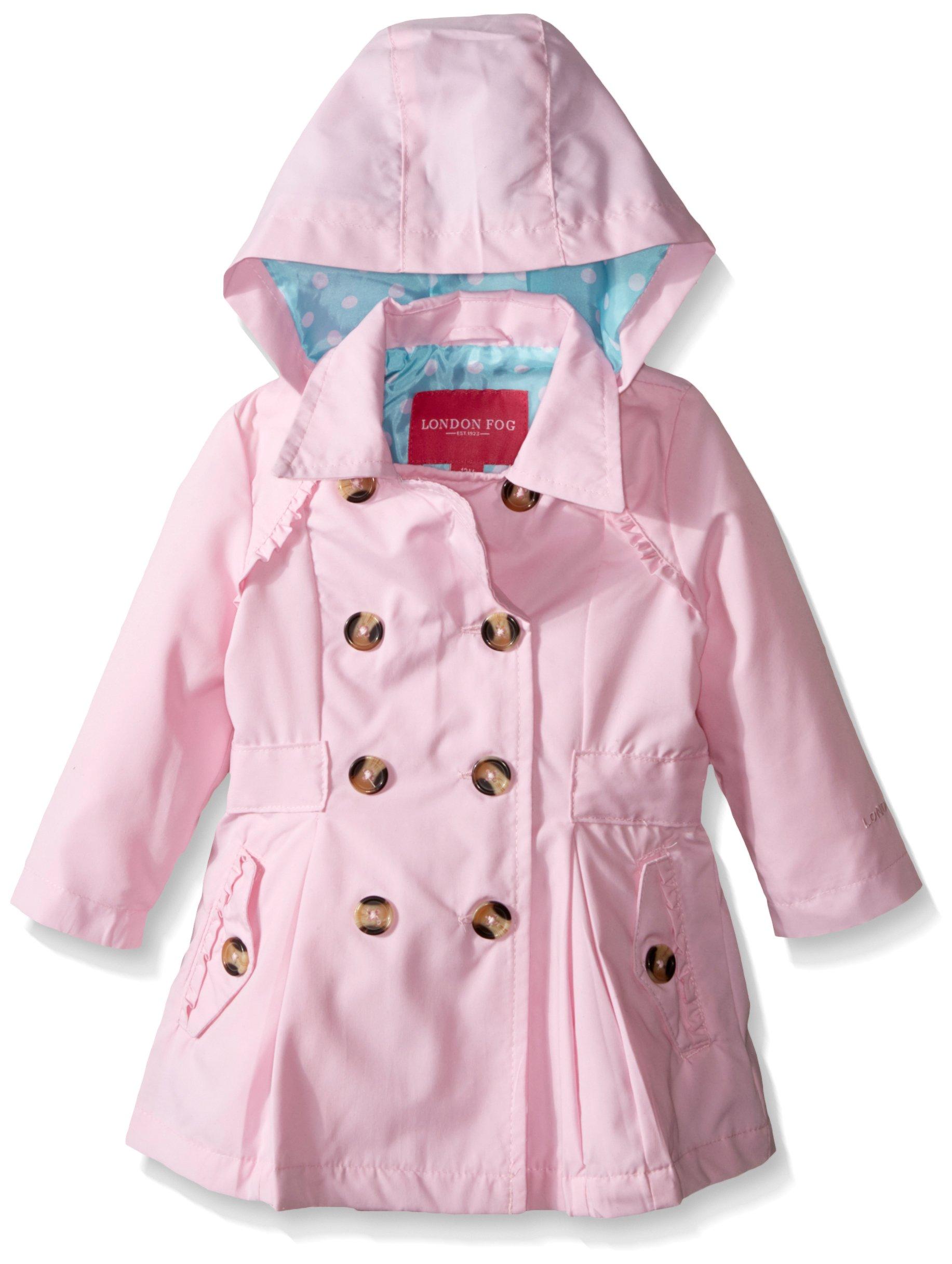 5c6a5f6b7 Best Rated in Baby Girls  Fleece Jackets   Coats   Helpful Customer ...