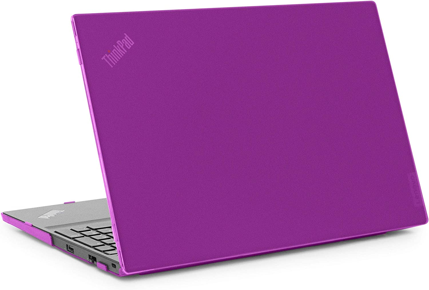 mCover Hard Shell Case for 2020 Lenovo ThinkPad E15 AMD Gen 2 15.6-inch Laptop Computers ( NOT Fitting Other Lenovo laptops ) - LENOVO-ThinkPad-E15-G2 Purple