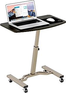 Amazoncom Seville Classics Mobile Laptop Desk Cart Home Kitchen