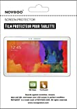 2 Films protection écran haute transparence invisible anti rayure pour Samsung Galaxy Tab PRO 10.1''