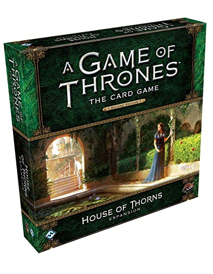 Amazon.com: A Game of Thrones LCG Second Edition: House of ...