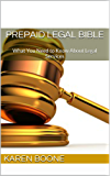 Prepaid Legal Bible: What You Need to Know About Legal Services