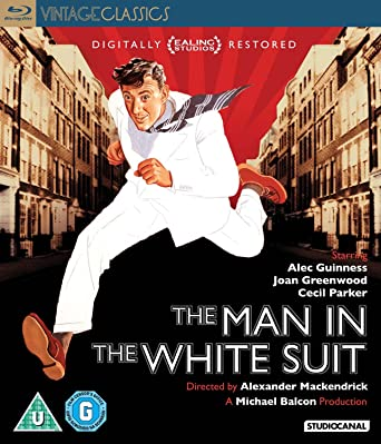 The Man in the White Suit (El hombre del traje blanco)  [ NON-