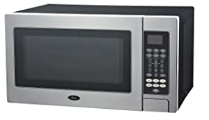 Oster OGZD0701 Microwave Oven 0.7 cu ft Stainless Steel