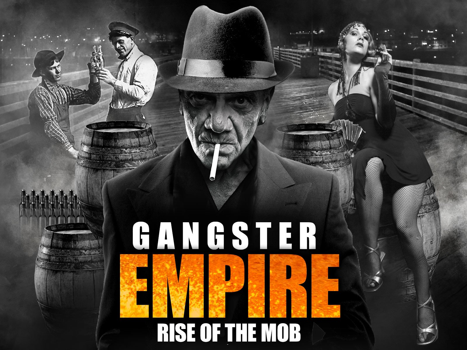 Gangster Empire - Rise of the Mob - Season 1