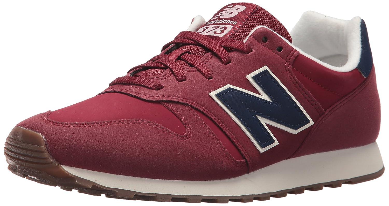 New Balance Men's 373V1 Sneaker B01MQUDIQR 6 D(M) US Red/Blue