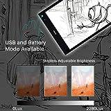 Huion LB3 Wireless Tracing Light Box - Battery