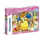Clementoni 26966.2 Clementoni-26966-Supercolor Puzzle-Beauty and The Beast-60 Pieces, Multi-Colour