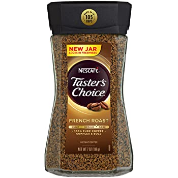Nescafe Taster's Choice French Roast Instant Coffee