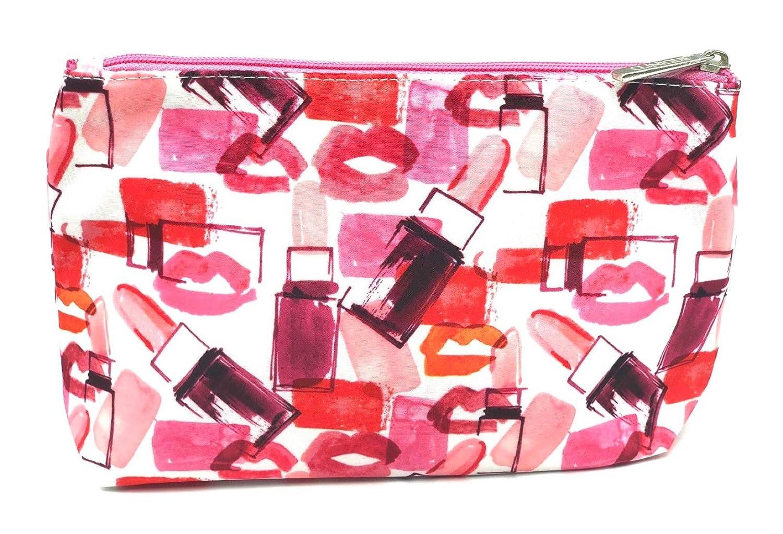 9e13b62b0 Amazon.com : Clinique Bloomingdale's Mulit-Colored Cosmetic Bag : Makeup :  Beauty