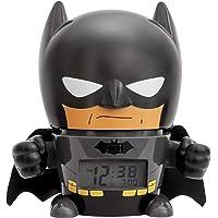 BulbBotz DC Comics Batman Clock, Black, 5'5 Inch