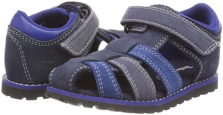 Timberland Unisex Babies/' Pokey Pine Fisherman Sandals