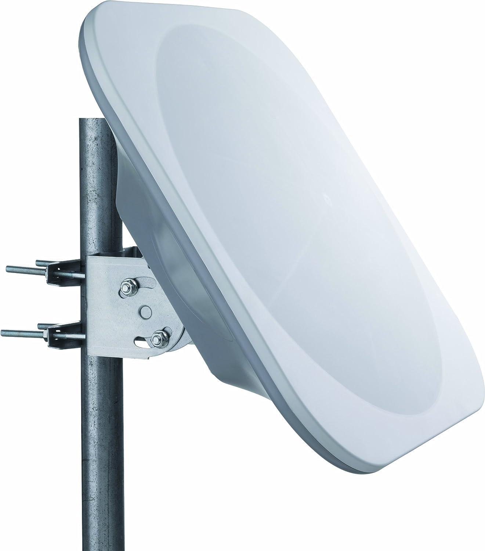 Micro Flat 440 - Antena plana con LNB simple integrado, color ...