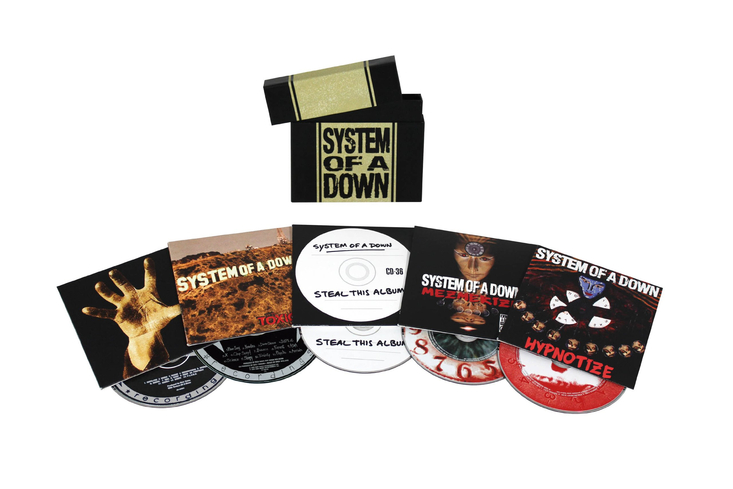 System of a Down by CD