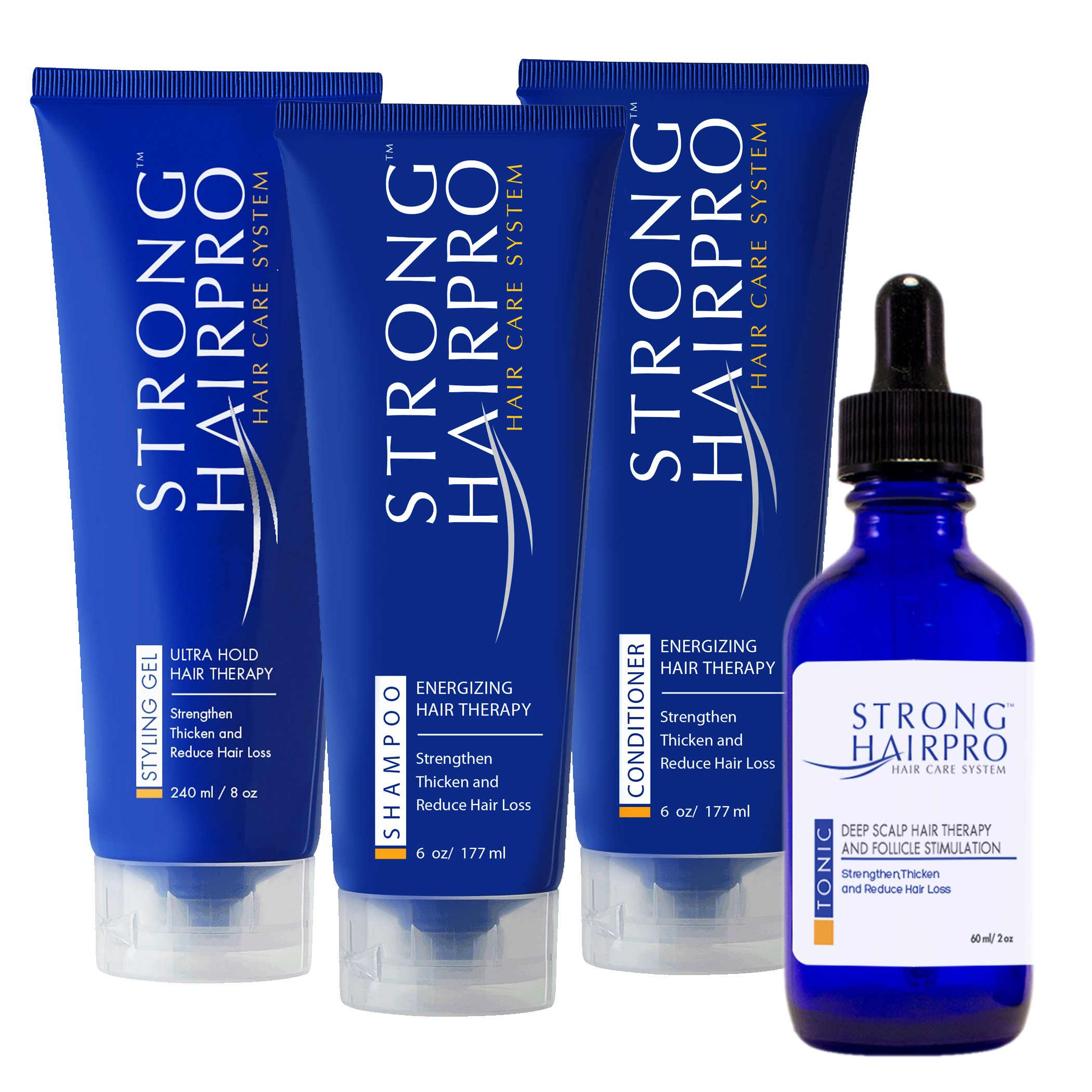 Strong HairPro Hair Care System - Deep Scalp Hair Therapy & Follicle Stimulation (Full Set) by STRONG HAIRPRO HAIR CARE SYSTEM (Image #2)