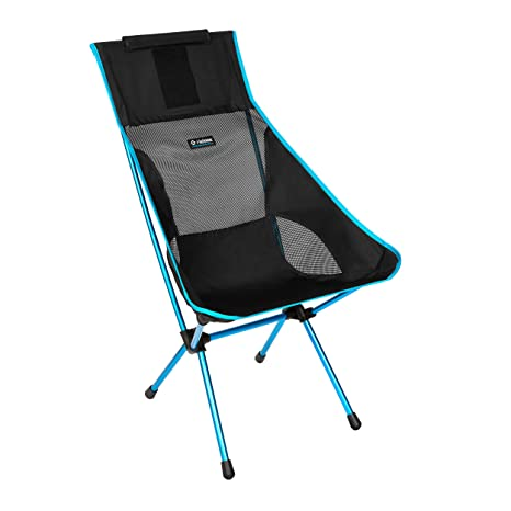 Helinox Sunset Chair.Helinox Sunset Chair High Back Compact Folding Camping Chair 145kg Dynamic Capacity