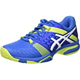 Asics Men's Gel-Blast 7 American Handball Shoes, Blue