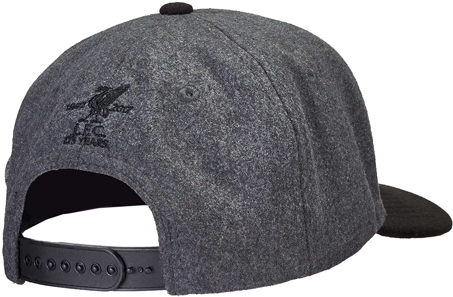 Amazon.com : New Balance Liverpool FC ANNIVERSARY SNAPBACK CAP [Black] (OS) : Sports & Outdoors