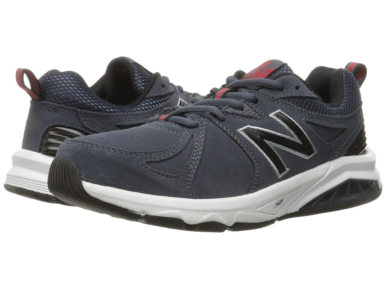 独特の上品 (ニューバランス) New Medium D Balance メンズトレーニング競技用シューズ靴 MX857v2 Charcoal 9.5/Charcoal 9.5 (27.5cm) D - Medium B0789FZ17C, TAKANO:ebde5392 --- ballyshannonshow.com