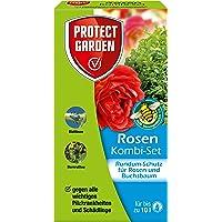 PROTECT GARDEN Rosen Kombi-Set Pilzbekämpfung, Weiß, 130 ml