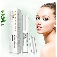 Fiream Eyelash Growth Serum W/Natural Exacts for Longer Thicker Eyelash & Brow