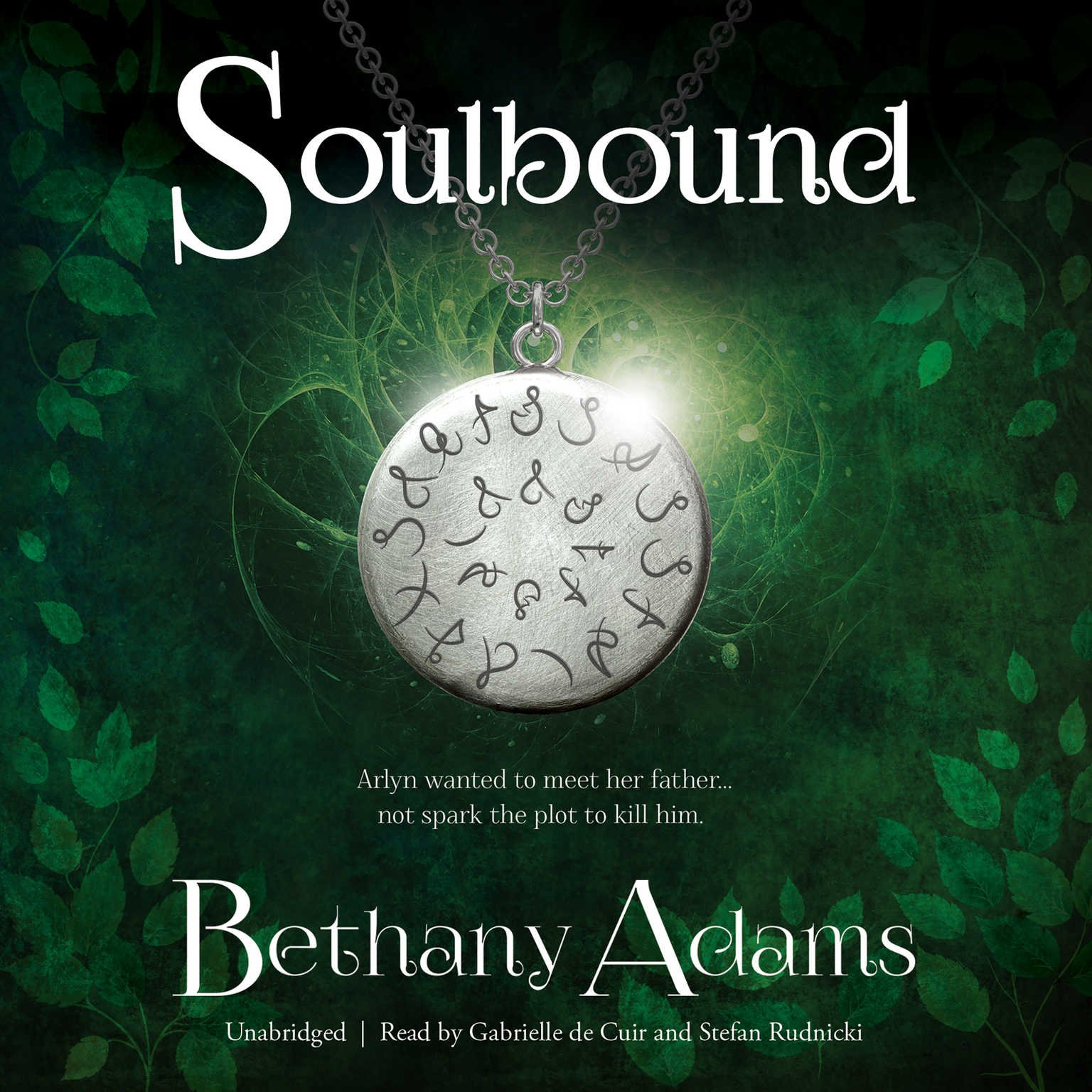 Bethany Adams Soulbound - The Return of the Elves, Book 1