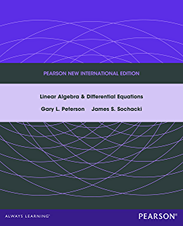 Differential equations and linear algebra 4 stephen w goode scott linear algebra and differential equations pearson new international edition fandeluxe Image collections