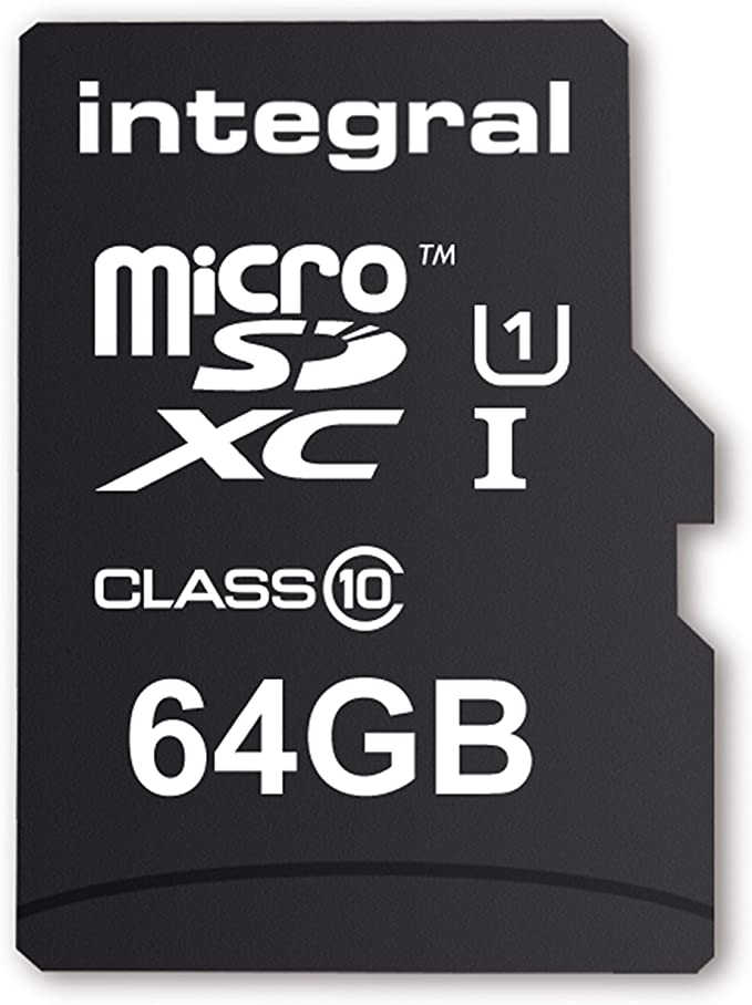 Integral Microsdxc 64gb Class 10 Ultimapro Uhs 1 Class Computer Zubehör