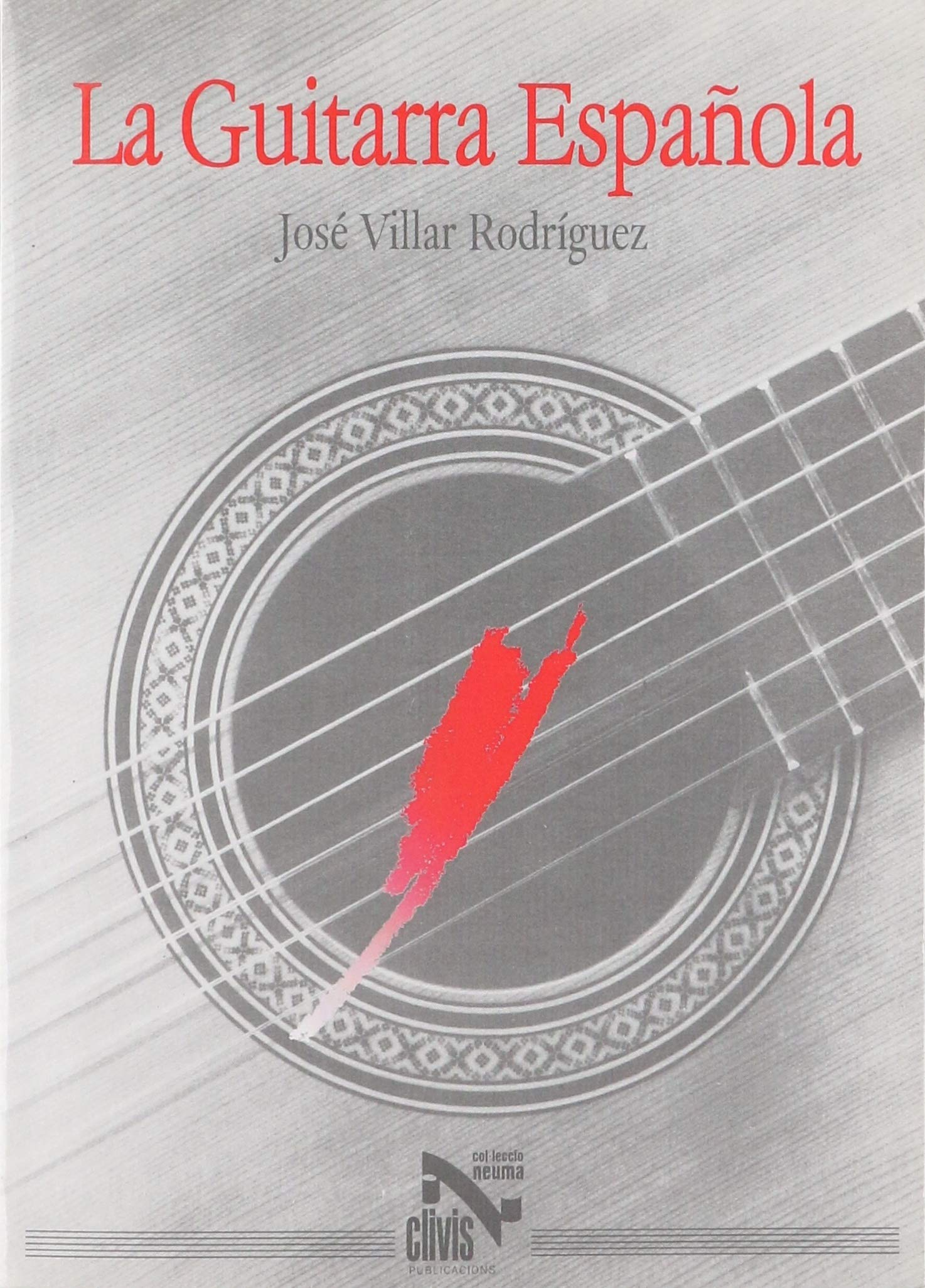 La Guitarra Española: Amazon.es: Unknown: Libros