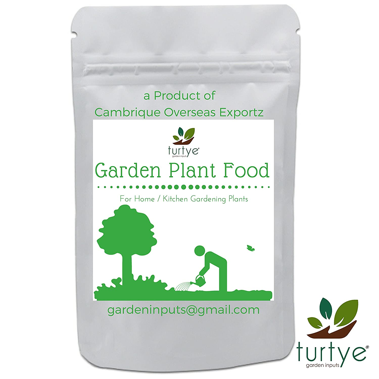 Turtye® Garden Plant Food - 5 Kg's for Home/Kitchen Gardening Plants