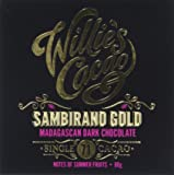 Willie's Cacao Madagascan 71 Sambirano Summer Fruit Notes 80 g (Pack of 4)