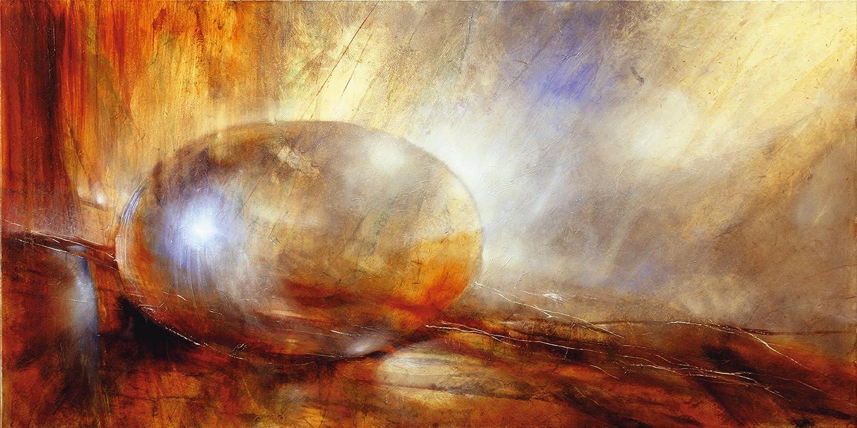 Artland Qualitätsbilder I Bild auf Leinwand Leinwandbilder Wandbilder Wandbilder Wandbilder 120 x 60 cm Abstrakte Motive Muster Kreis Malerei Gold D8YR Brainstorming B07C511DW7 Keilrahmen Bestellungen sind willkommen 178fcc