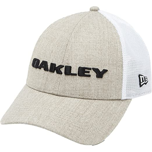 4258d343e0956c ... official store oakley heather new era snapback hat rye one size edbe5  48d54