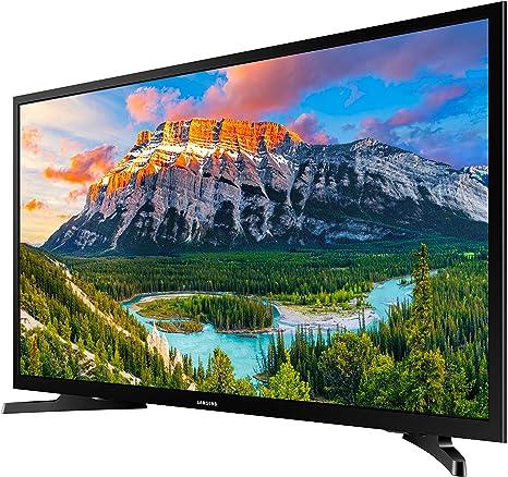 Samsung Electronics UN32N5300AFXZA 32inch 1080p Smart LED TV (2018) Negro (Enewed): Amazon.es: Electrónica