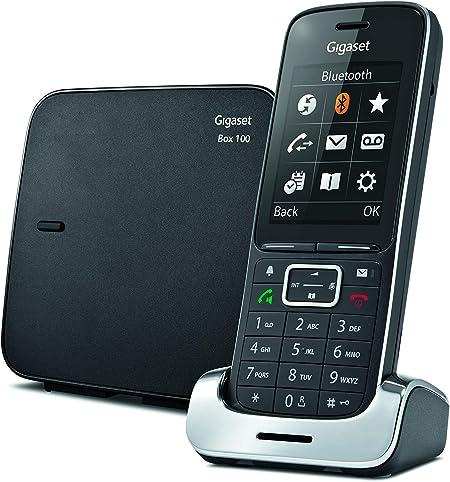 Gigaset SL450 - Teléfono Inalámbrico con Manos Libres: Gigaset: Amazon.es: Electrónica